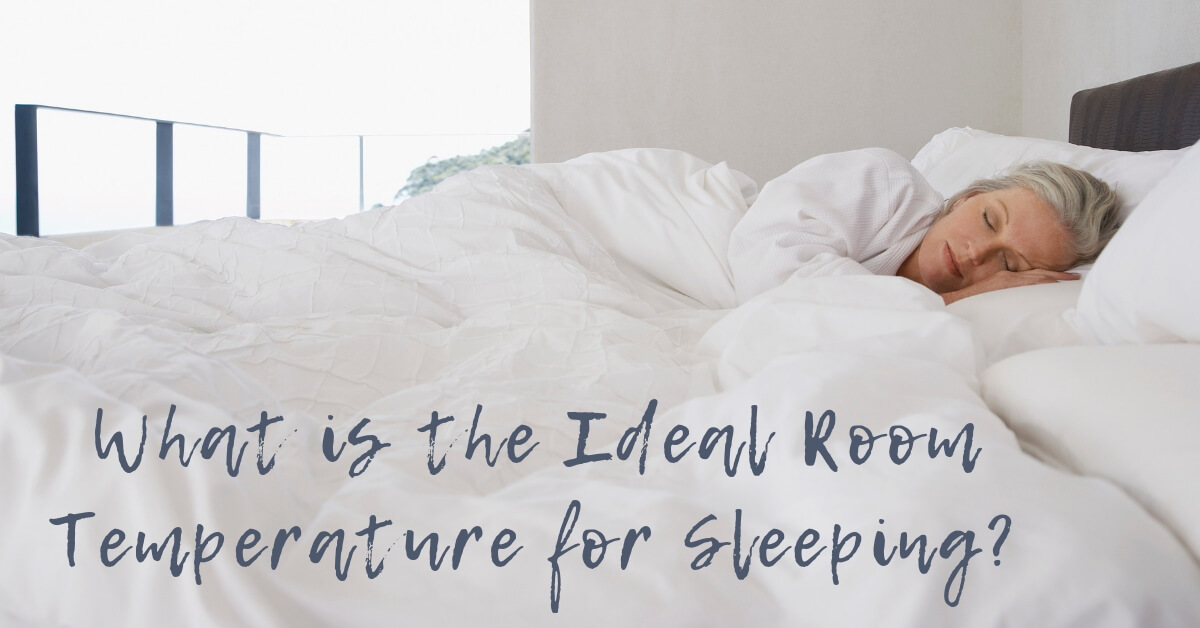 What Is The Ideal Room Temperature For Sleeping Sound Sleep Medical
