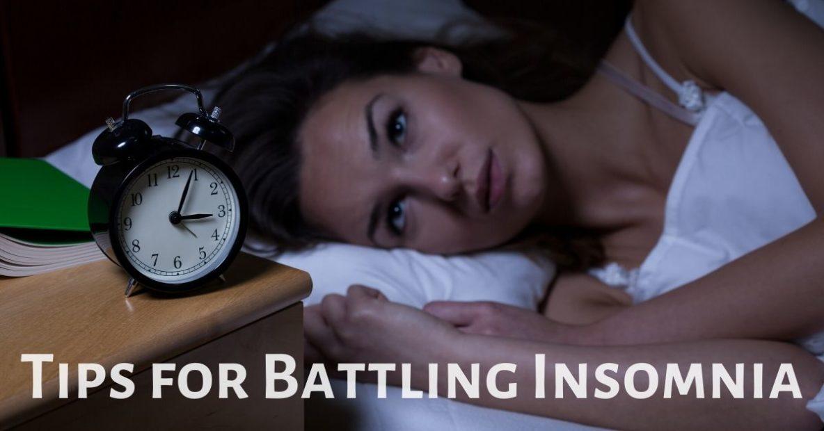 Tips for Battling Insomnia