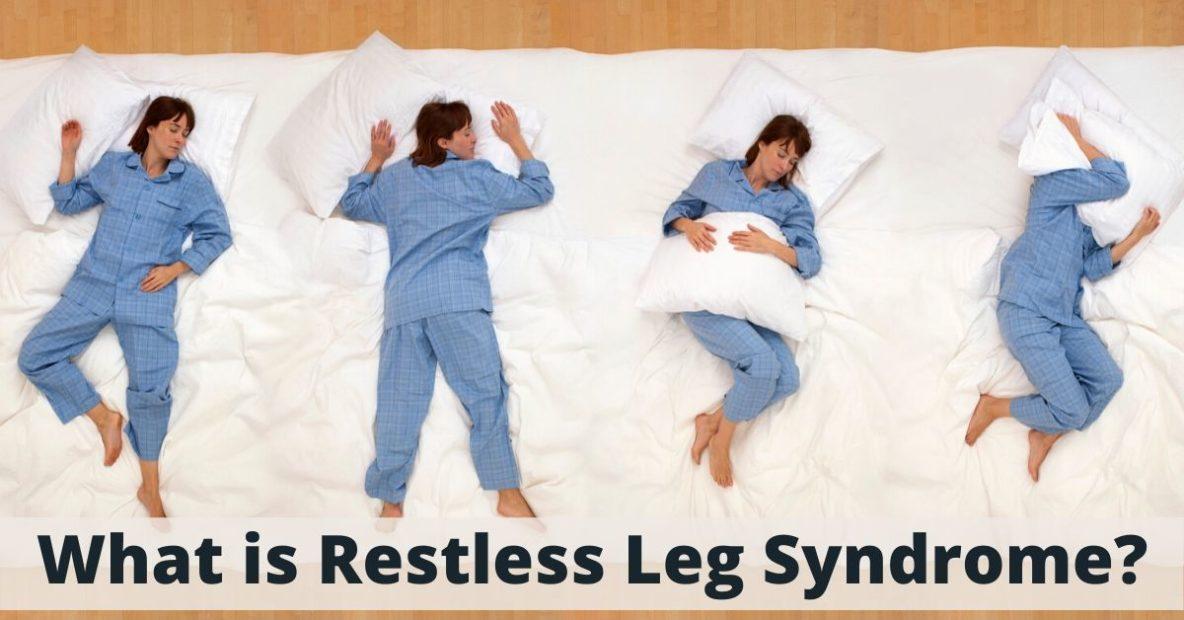 Sound Sleep Medical - What is Restless Leg Syndrome