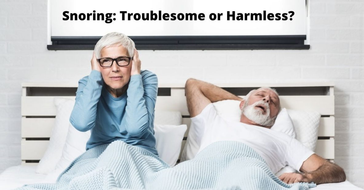 Sound Sleep Medical - Snoring Troublesome or Harmless