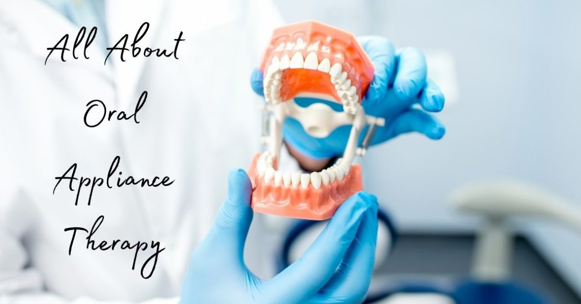 Sound Sleep Medical - All About Oral Appliance Therapy