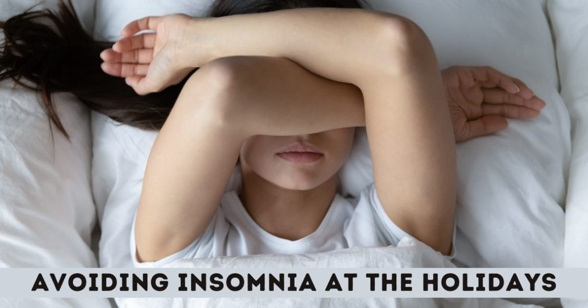Sound Sleep Medical - Avoiding Insomnia at the Holidays
