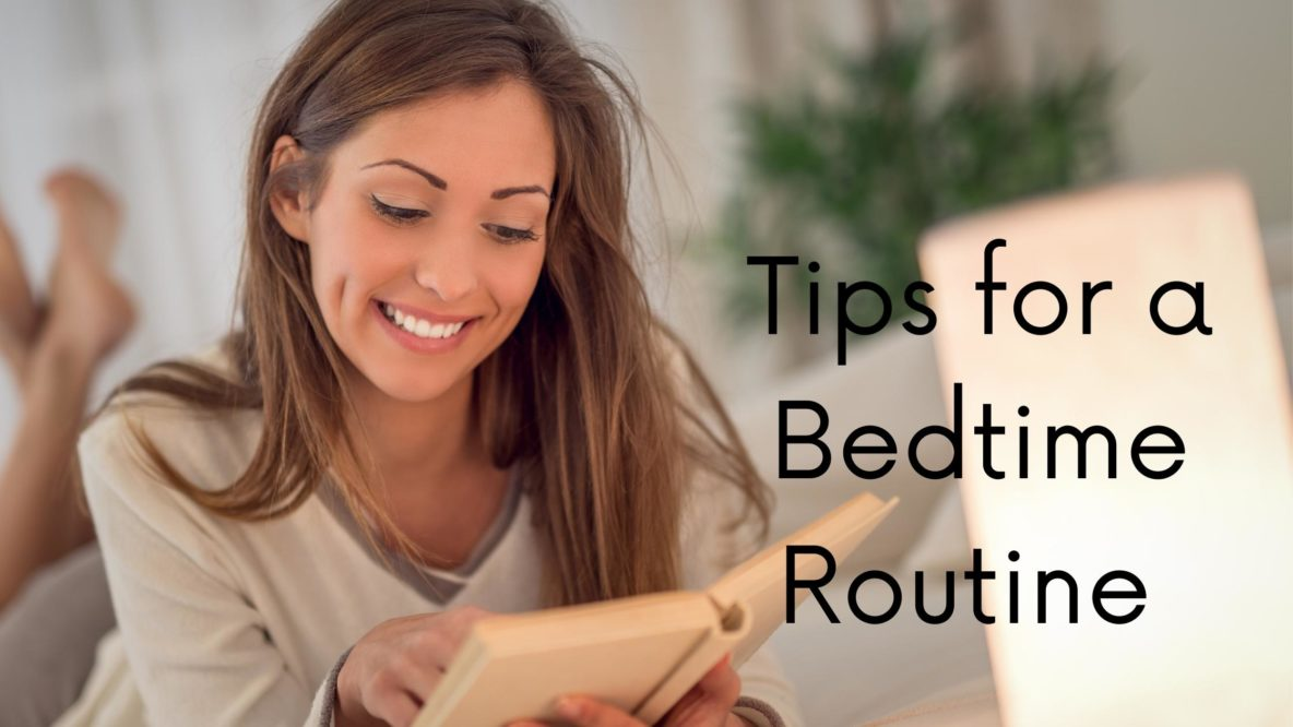 Tips for a Bedtime Routine
